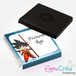 "CHOCOLAT ""ANNIVERSAIRE"" DRAGON BALL Z"